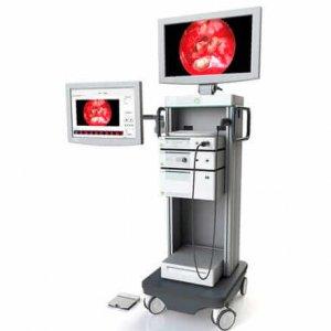 Video endoskopinė įranga